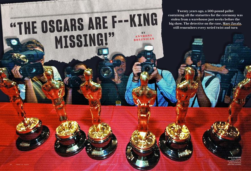 """""""THE OSCARS ARE F--KING MISSING!"""""""