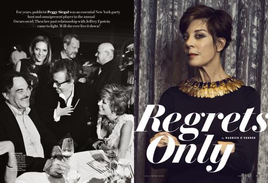 Regrets Only - Hollywood | Vanity Fair