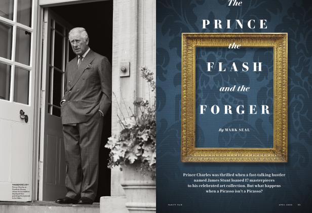 The Prince, the Flash, and the Forger