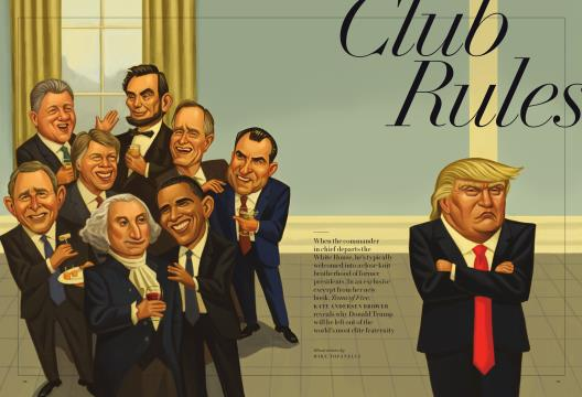 Club Rules - May | Vanity Fair