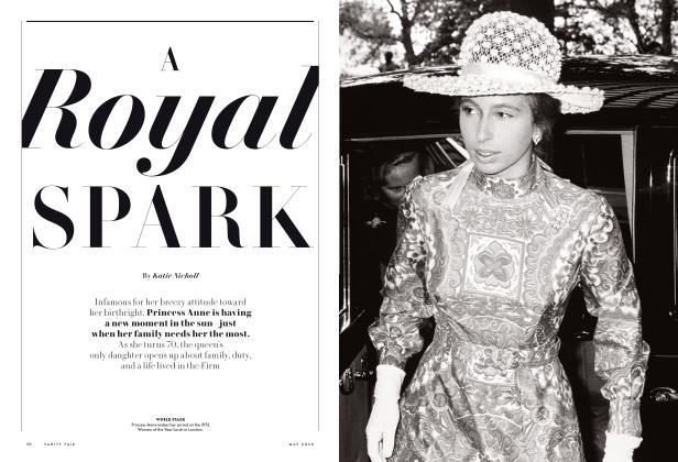 A Royal Spark