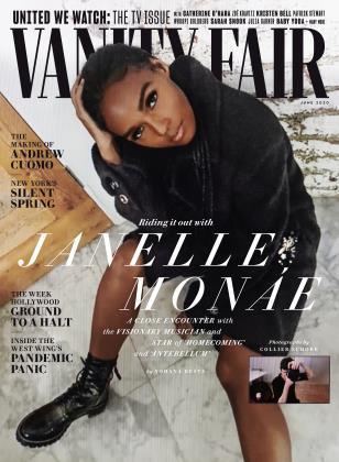June 2020 | Vanity Fair