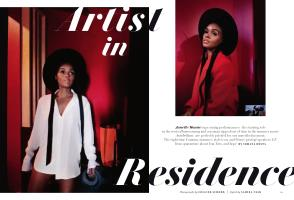 Artist in Residence | Vanity Fair