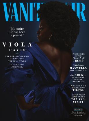 July/August 2020 | Vanity Fair