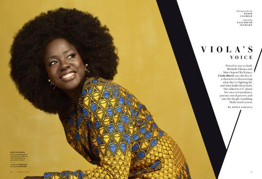 VIOLA'S VOICE - July/August | Vanity Fair