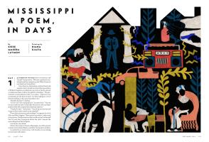 Mississippi: A Poem, in Days   Vanity Fair