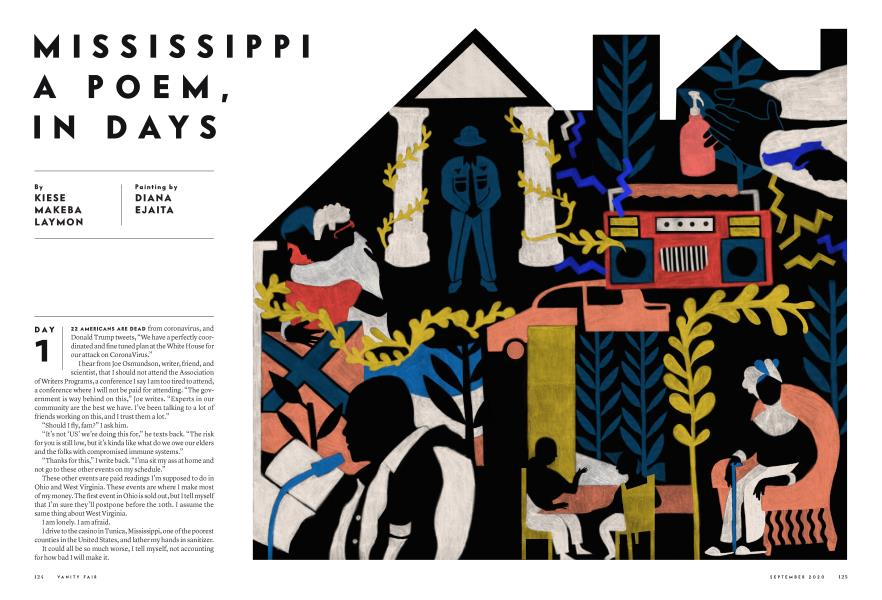Mississippi: A Poem, in Days