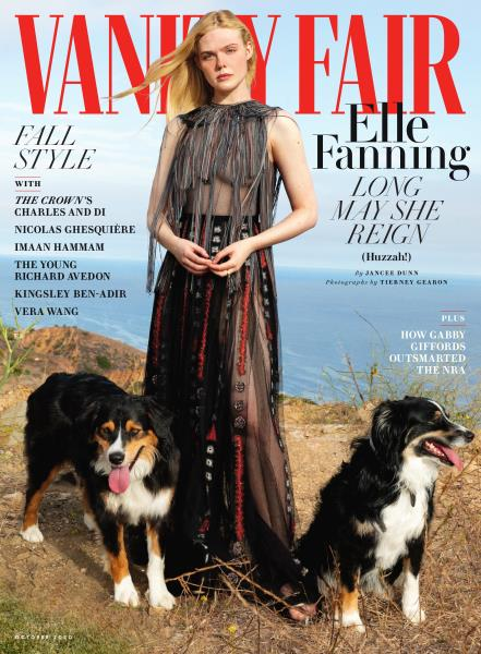 Issue: - October 2020 | Vanity Fair