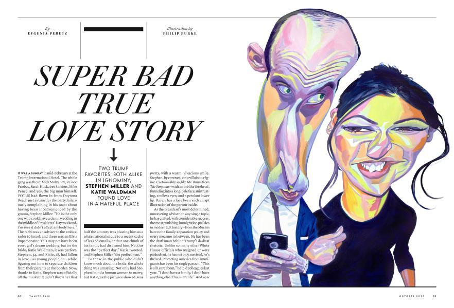 SUPER BAD TRUE LOVE STORY