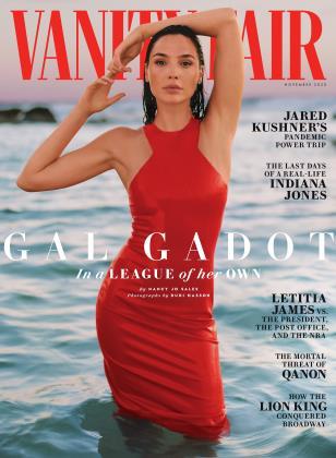 November 2020 | Vanity Fair