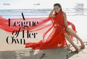 A League of Her Own | Vanity Fair