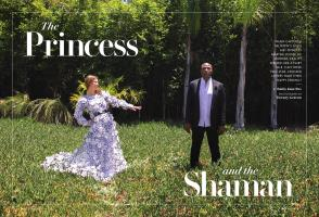 The Princess and the Shaman | Vanity Fair