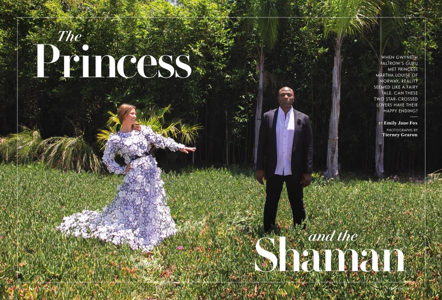 The Princess and the Shaman