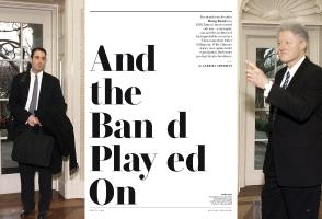 And the Band Played On | Vanity Fair