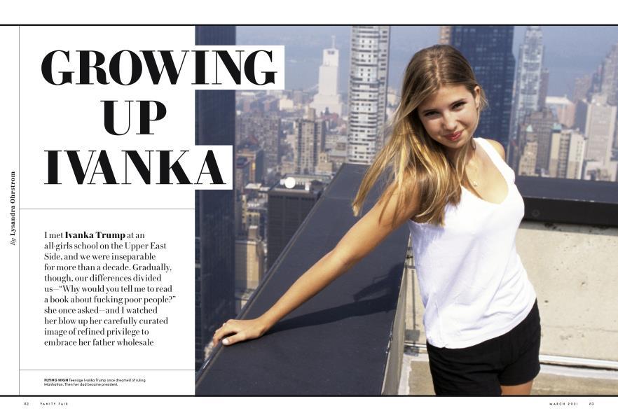 Growing Up Ivanka
