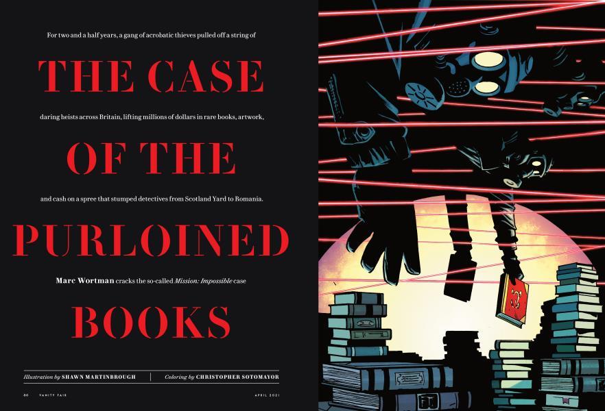 The Case of the Purloined Books