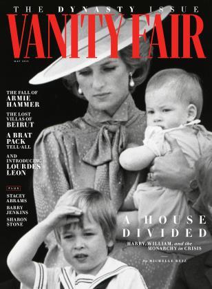 May 2021 | Vanity Fair