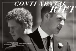 CONTINENTAL RIFT | Vanity Fair