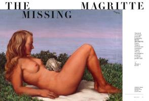 The Missing Magritte | Vanity Fair