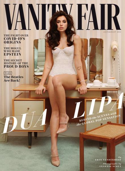 Issue: - July/August 2021 | Vanity Fair