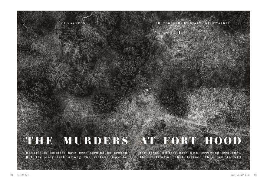 THE MURDERS AT FORT HOOD