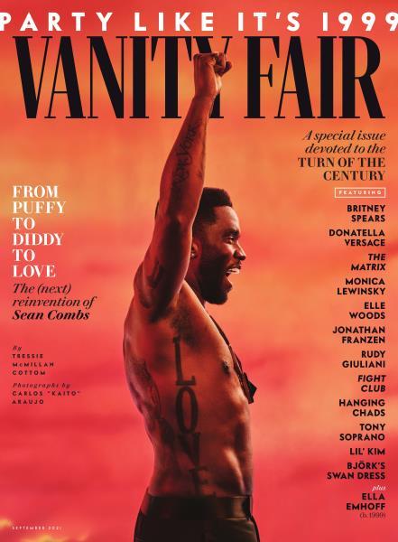 Issue: - September 2021   Vanity Fair