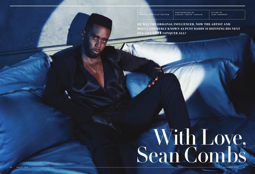 With Love, Sean Combs