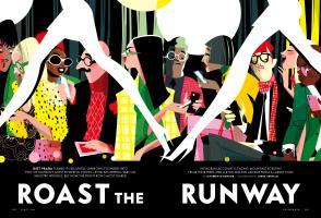 ROAST THE RUNWAY | Vanity Fair