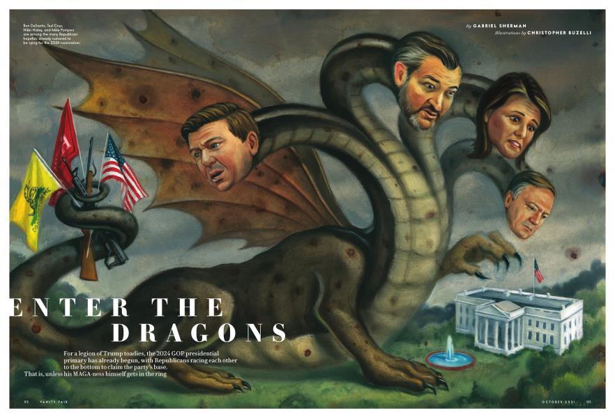 Enter the Dragons