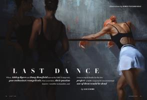LAST DANCE | Vanity Fair